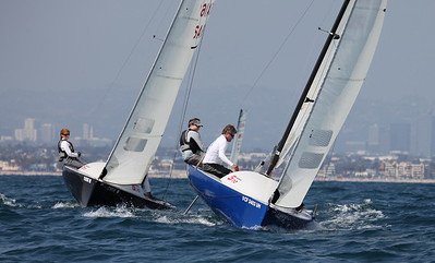 Cal Race Week Saturday Open 5 70's