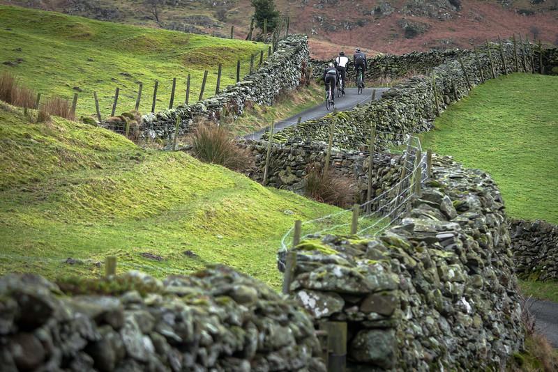 twisty roads and amazing walls...