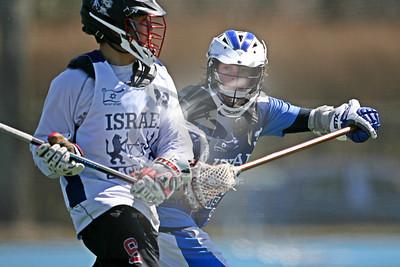 3/29/2015 - U19 Men - Israel's Blue vs. White Game - Hewlett High School, Hewlett, NY (New York Showcase)