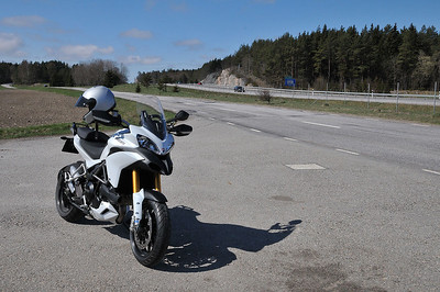 Ducati Multistrada 1200 - Around the World