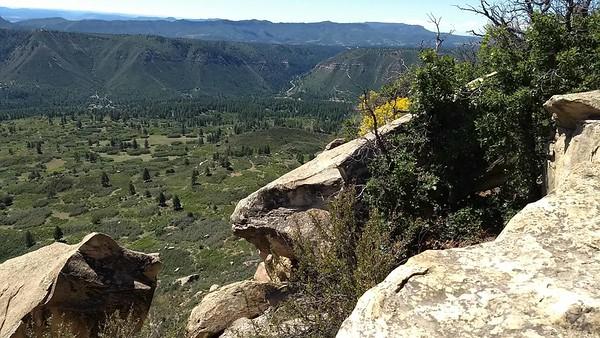 2017-08 Perrins Peak Hike