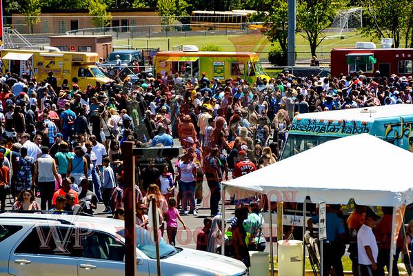 Woodbridge Food Truck Festival 05-23-15