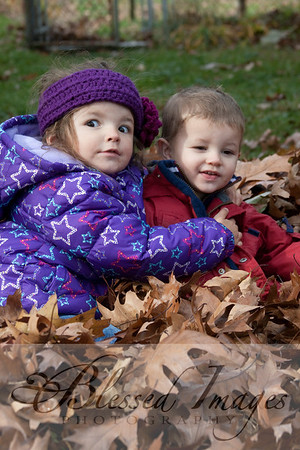 Leah and Christopher's Fall Fotos 2012