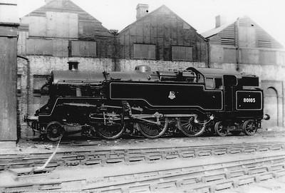 80099-80105 Built Brighton 1955