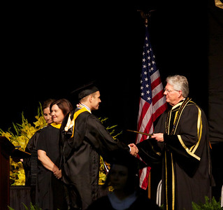 Southwestern University Graduation