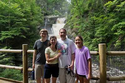 Don & Family in PA - July 2018