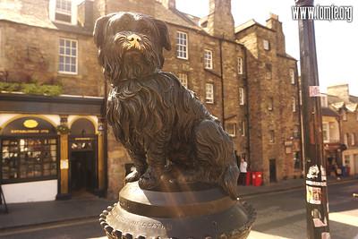 Edinburgh 2018 - Greyfriars Kirkyard