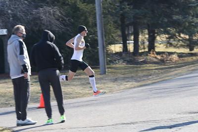 Wave 1 Finish - 2021 Bill Roney Memorial 5K Run