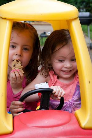 Lesli birthday party May 20, 2012