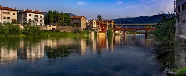 Italy - Bassano del Grappa - Aug 2018