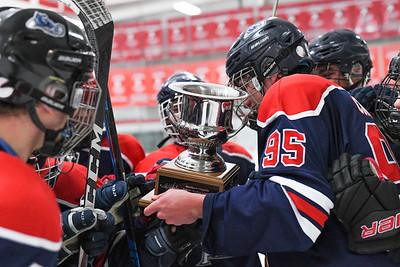 2021.02.26 Ice Hockey: NVHSL Provisional Championship
