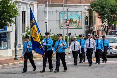 7-4-18 July 4th Parade, Peekskill