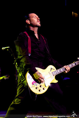 Social Distortion - at Congress Theatre - Chicago, IL - October 6, 2011