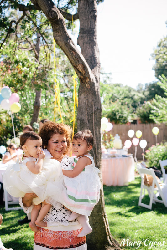 Sophia Grace's 1st Birthday Party - Dos Sophias | Photo by Mary Cyrus Photography - Portraits & Events in Dallas & Beyond