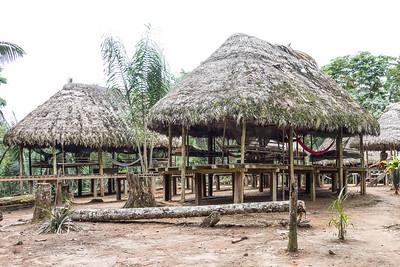 Tiinkias, Ecuador, with the Pachamama Alliance