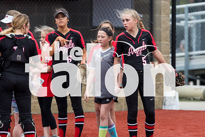 Softball vs Decatur (3-29-19)