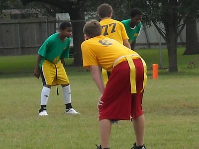 CYO Football Game vs. OLPH