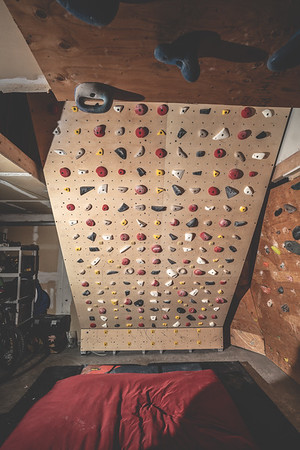 Climbing Magazine | Moon Board