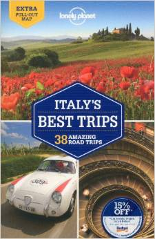 Lonely Planet Italy's Best Trips, an excellent travel resource for visiting Italy. #travel #tip #Italy