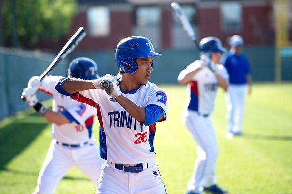 2016-03-15 TCA-Addison - PCA Varsity Baseball