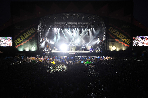 Reading 2011 - Friday