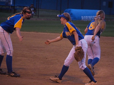 4/26/16 - Varsity Softball