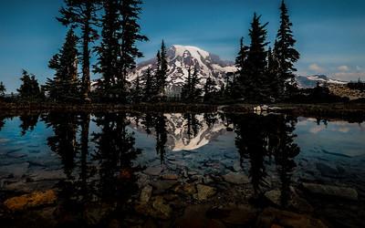 Reflection Lake 2018