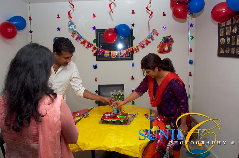 Jonah Birthday Party Sept12