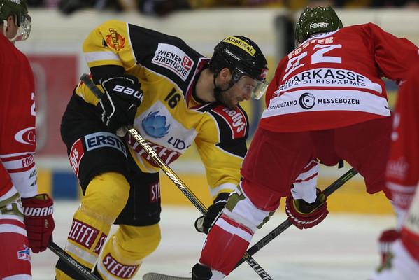 Eishockey Vienna Capitals vs. HC Bozen Südtirol