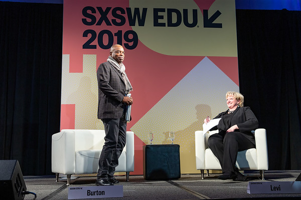 A Gift of Literacy: A Conversation with LeVar Burton