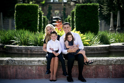 Jennifer and Elias Family photos Oct 2018