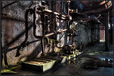 Verlaten gebouwen/Abandoned buildings