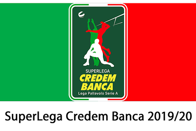Superlega Credem Banca 2019/2020