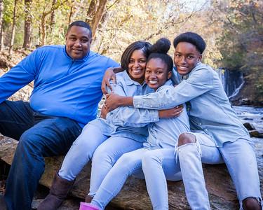 Fall Mini Session | Dillard Family