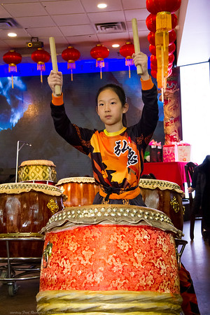 Hong De - Chinese New Year's events