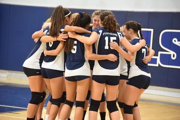 Girls Prep Volleyball