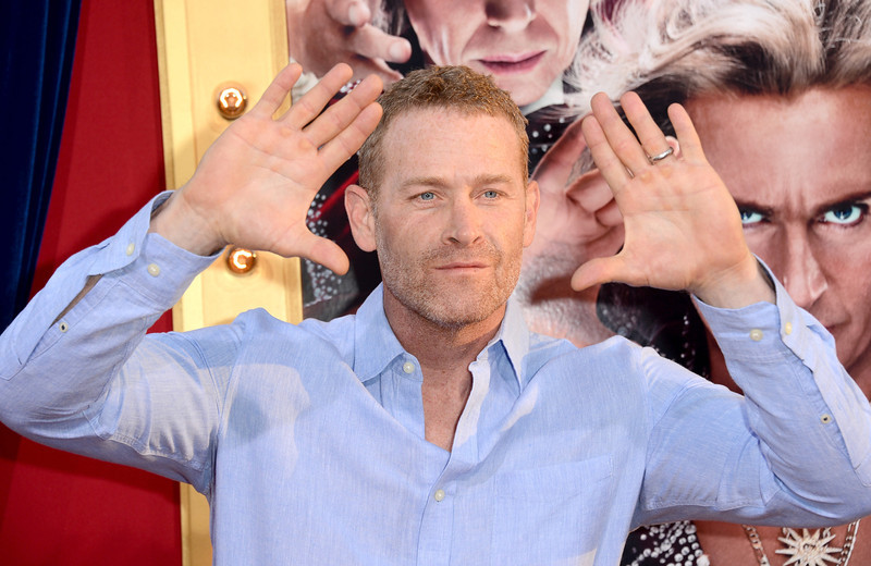 ". Actor Max Martini attends the premiere of Warner Bros. Pictures\' ""The Incredible Burt Wonderstone\"" at TCL Chinese Theatre on March 11, 2013 in Hollywood, California.  (Photo by Jason Merritt/Getty Images)"