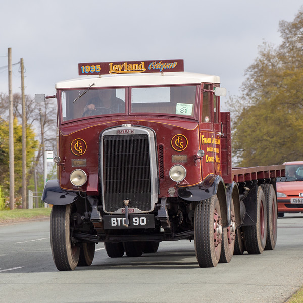 BTD90 1935 Leyland Octupus