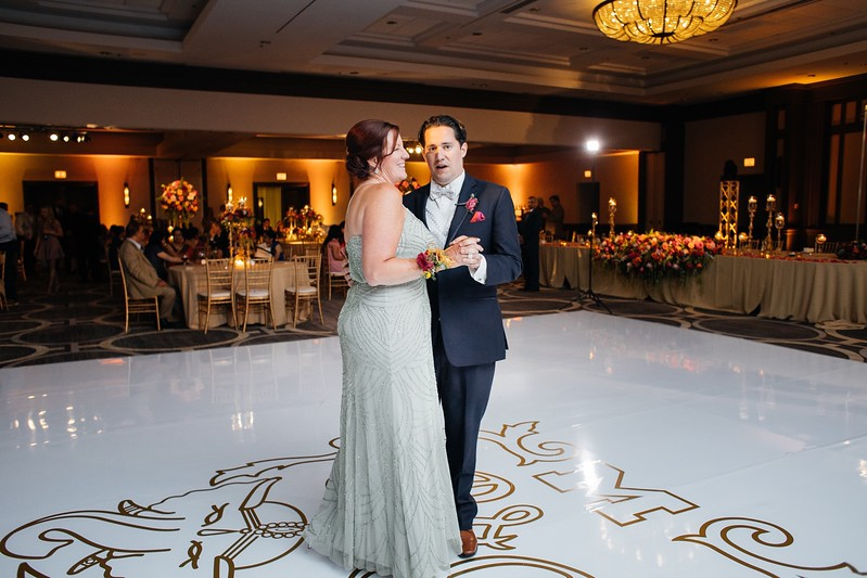 LeCapeWeddings Chicago Photographer - Renu and Ryan - Hilton Oakbrook Hills Indian Wedding -  1118.jpg