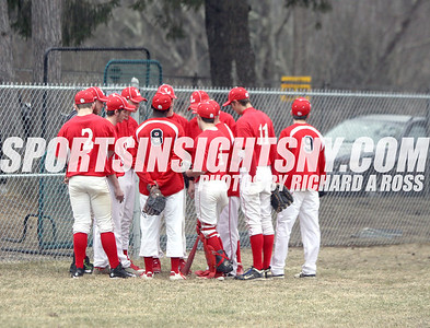 Sullivan West vs. Liberty Baseball