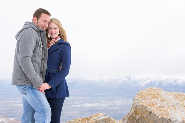 Engagements - Helicopter- Nelsons Peak