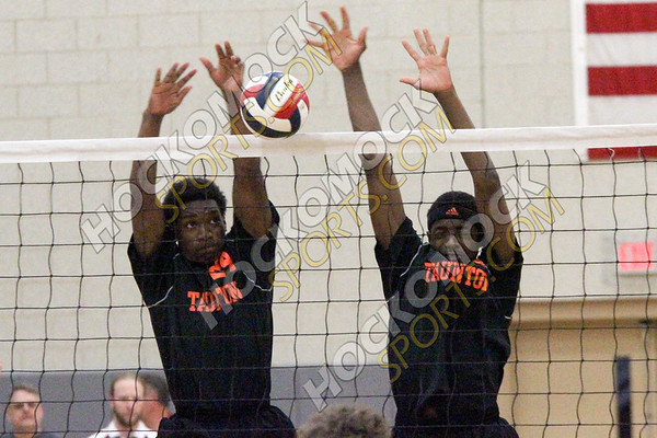 Taunton-Wellesley Boys Volleyball - 06-01-17