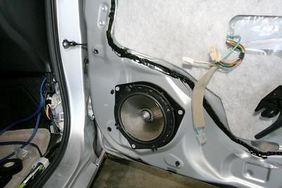 2008 Scion xB Front Door Speaker Installation - USA