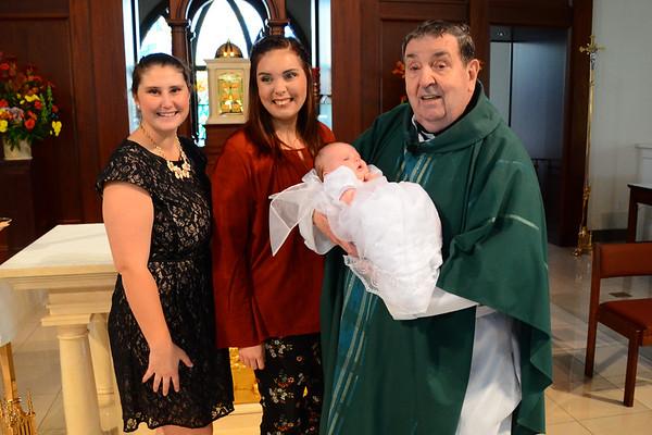 2017 Nov 5 CC Baptism