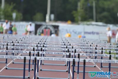 Class 3A - Running Event Finals - Girls 100m High Hurdles