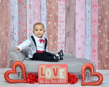 Anthony Valentine's Day 2020