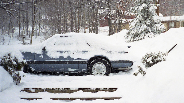 """March 3, 1994:  """"Blizzard of '94"""" .  .  ."""