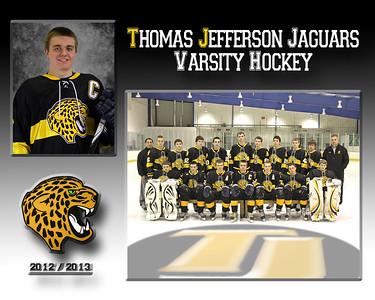 2012-2013 TJ Hockey VARSITY