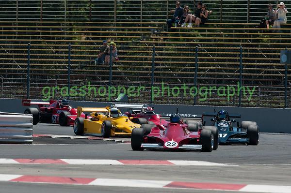 Group 7 - Formula 1 - Formula Atlantic Cars