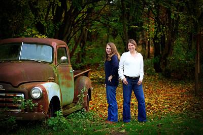 Jennifer and Ashlyn